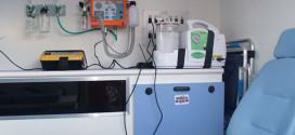 Ambulância com UTI