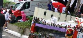 SOS na Parada Gay 2014