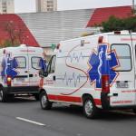 Ambulâncias com suporte UTI